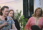 Judy Dingler, Diane Bivens, Roseanne Stittle
